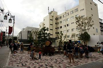 東京衛生病院前
