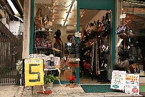 スタンプラリー セルヴァン教会通り店