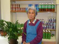 菓子の吉永のスタッフ写真