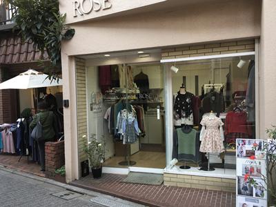 ロゼ 洋装店