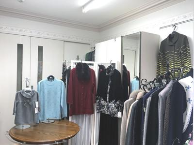 ロゼの店内写真