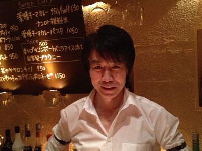 Bar Switchのスタッフ写真
