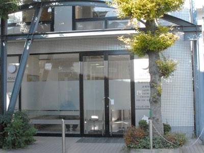 会田耳鼻咽喉科医院の外観写真