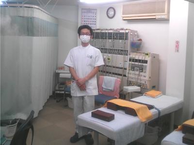 ほんだ整骨院のスタッフ写真