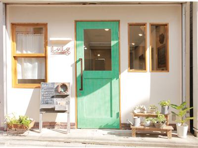 美容室LoLoの外観写真