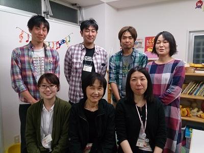 あおばケアセンター(地域交流室エルブ)のスタッフ写真