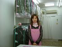 藤崎クリーニング 2号店のスタッフ写真