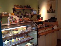 パティスリー アンファミーユの店内写真