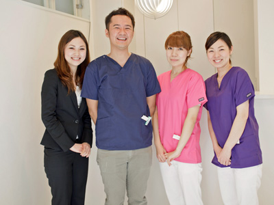 荻窪ソレイユ歯科・矯正歯科のスタッフ写真